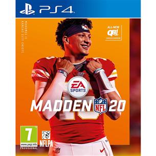 PS4 mäng Madden NFL 20