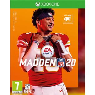 Xbox One mäng Madden NFL 20