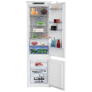 Built-in refrigerator Beko (193,5 cm)