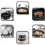 Set of pans Tefal InGenio 26/22 cm + handle