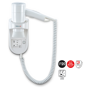 Seinale kinnitatav föön Valera Premium Smart 1600 Shaver