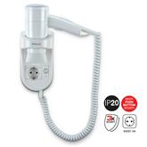 Seinale kinnitatav föön Valera Premium Smart 1600 Socket