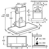Õhupuhasti Electrolux (720m³/h)