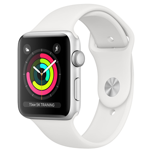Смарт-часы Apple Watch Series 3 GPS (38 мм)