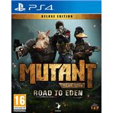 PS4 mäng Mutant Year Zero: Road to Eden Deluxe Edition