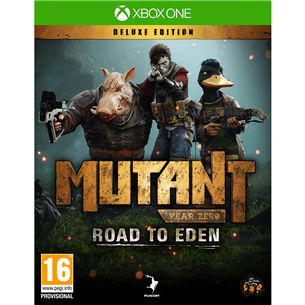 Xbox One game Mutant Year Zero: Road to Eden Deluxe Edition