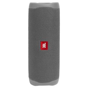 Portable wireless speaker JBL Flip 5 JBLFLIP5GRY