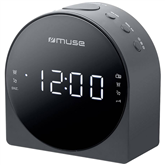 Kellraadio M-185 CR, Muse