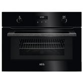 Built-in compact oven AEG