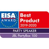 Mini muusikakeskus JBL PartyBox 100