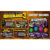 PS4 mäng Borderlands 3 Super Deluxe Edition