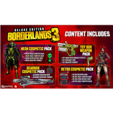 PS4 mäng Borderlands 3 Deluxe Edition