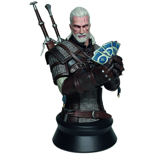 Kujuke The Witcher 3 - Geralt Bust