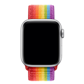 Vahetusrihm Apple Watch Pride Edition Sport Loop 40 mm