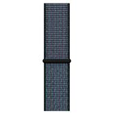 Vahetusrihm Apple Watch Hyper Grape Nike Sport Loop 44 mm