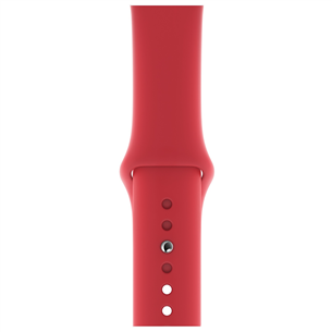 Vahetusrihm Apple Watch (PRODUCT)RED Sport Band - Regular 44mm