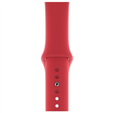 Сменный ремешок Apple Watch (PRODUCT) RED Sport Band - S/M & M/L 44 мм