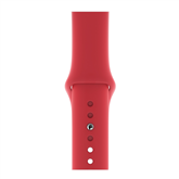 Сменный ремешок Apple Watch (PRODUCT) RED Sport Band - S/M & M/L 40 мм