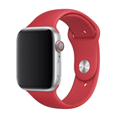Vahetusrihm Apple Watch (PRODUCT) RED Sport Band - S/M & M/L 40mm