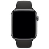 Replacement strap Apple Watch Black Sport Band - M/L & X/L 44mm