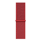 Vahetusrihm Apple Watch (PRODUCT) RED Sport Loop 40 mm