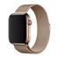 Vahetusrihm Apple Watch Gold Milanese Loop 44 mm