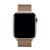Vahetusrihm Apple Watch Gold Milanese Loop 44 mm