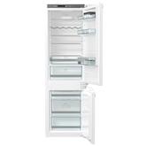 Built-in refrigerator Gorenje (178 cm)