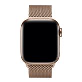 Vahetusrihm Apple Watch Gold Milanese Loop 40 mm