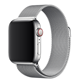 Vahetusrihm Apple Watch Silver Milanese Loop Apple 40 mm