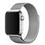 Vahetusrihm Apple Watch Silver Milanese Loop Apple 40 mm