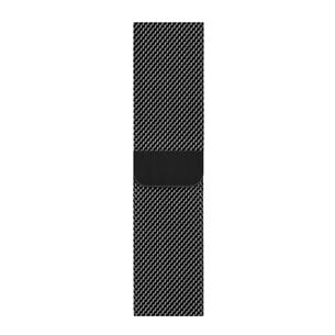 Vahetusrihm Apple Watch Space Black Milanese Loop 40 mm