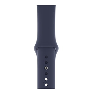 Vahetusrihm Apple Watch Midnight Blue Sport Band - Regular 44mm MTPX2ZM/A