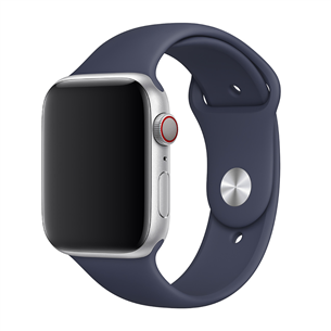 Vahetusrihm Apple Watch Midnight Blue Sport Band - Regular 44mm