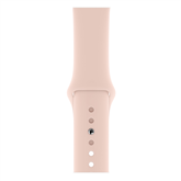 Vahetusrihm Apple Watch Pink Sand Sport Band - S/M & M/L 44 mm