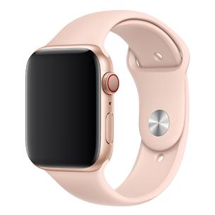 Replacement strap Apple Watch Pink Sand Sport Band - Regular 44mm