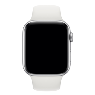 Vahetusrihm Apple Watch White Sport Band - Regular 44mm