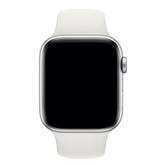 Vahetusrihm Apple Watch White Sport Band - S/M & M/L 44 mm
