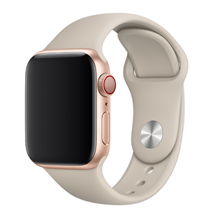 Replacement strap Apple Watch Stone Sport Band - Regular 40mm