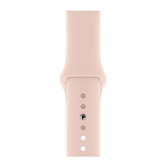 Replacement strap Apple Watch Pink Sand Sport Band - Regular 40mm