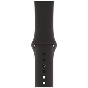 Vahetusrihm Apple Watch Black Sport Band - Regular 40mm MTP62ZM/A