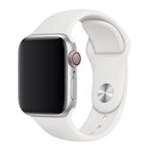 Сменный ремешок Apple Watch White Sport Band - S/M & M/L 40 мм