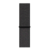 Сменный ремешок Apple Watch Black Sport Loop - Regular 44 мм