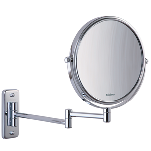Wall-mounted magnifying mirror Valera OPTIMA Classic 207.01