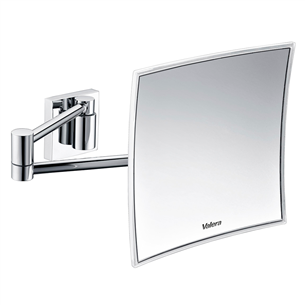 Wall mounted magnifying mirror Valera ESSENCE Square