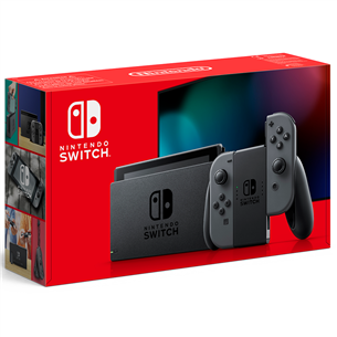 Gaming console Nintendo Switch V2 045496452599
