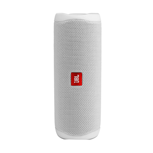 Portable wireless speaker JBL Flip 5 JBLFLIP5WHT