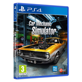 PS4 mäng Car Mechanic Simulator