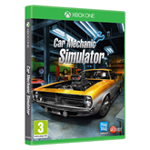 Игра для Xbox One, Car Mechanic Simulator
