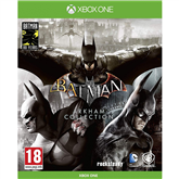 Xbox One mäng Batman: Arkham Collection